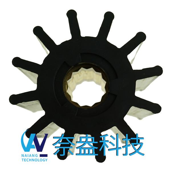 内蒙古橡胶叶轮工艺技术流程